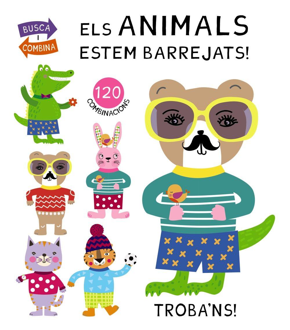 ANIMALS ESTEM BARREJATS ELS