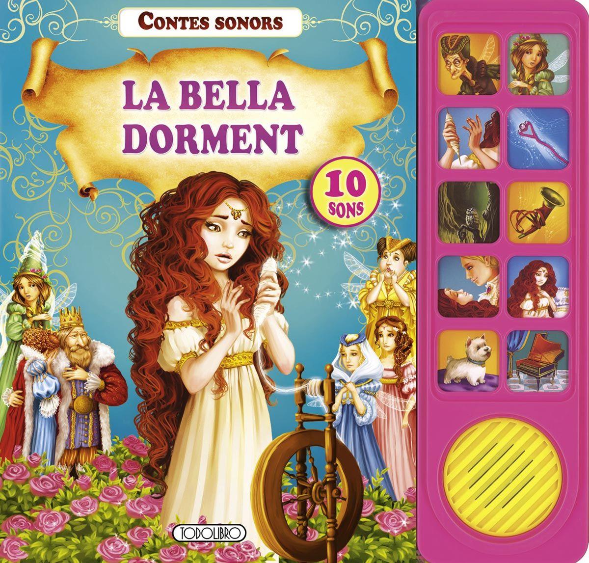 BELLA DORMENT LA (CONTES SONORS)