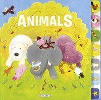 ANIMALS (MEU LLIBRE DE PARAULES)