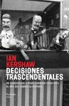 DECISIONES TRASCENDENTALES