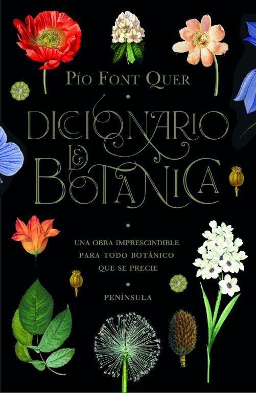 #DICCIONARIO DE BOTÁNICA