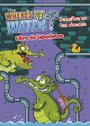 WHERE'S MY WATER. LIBRO DE LABERINTOS. DESAFÍO EN LAS CLOACAS