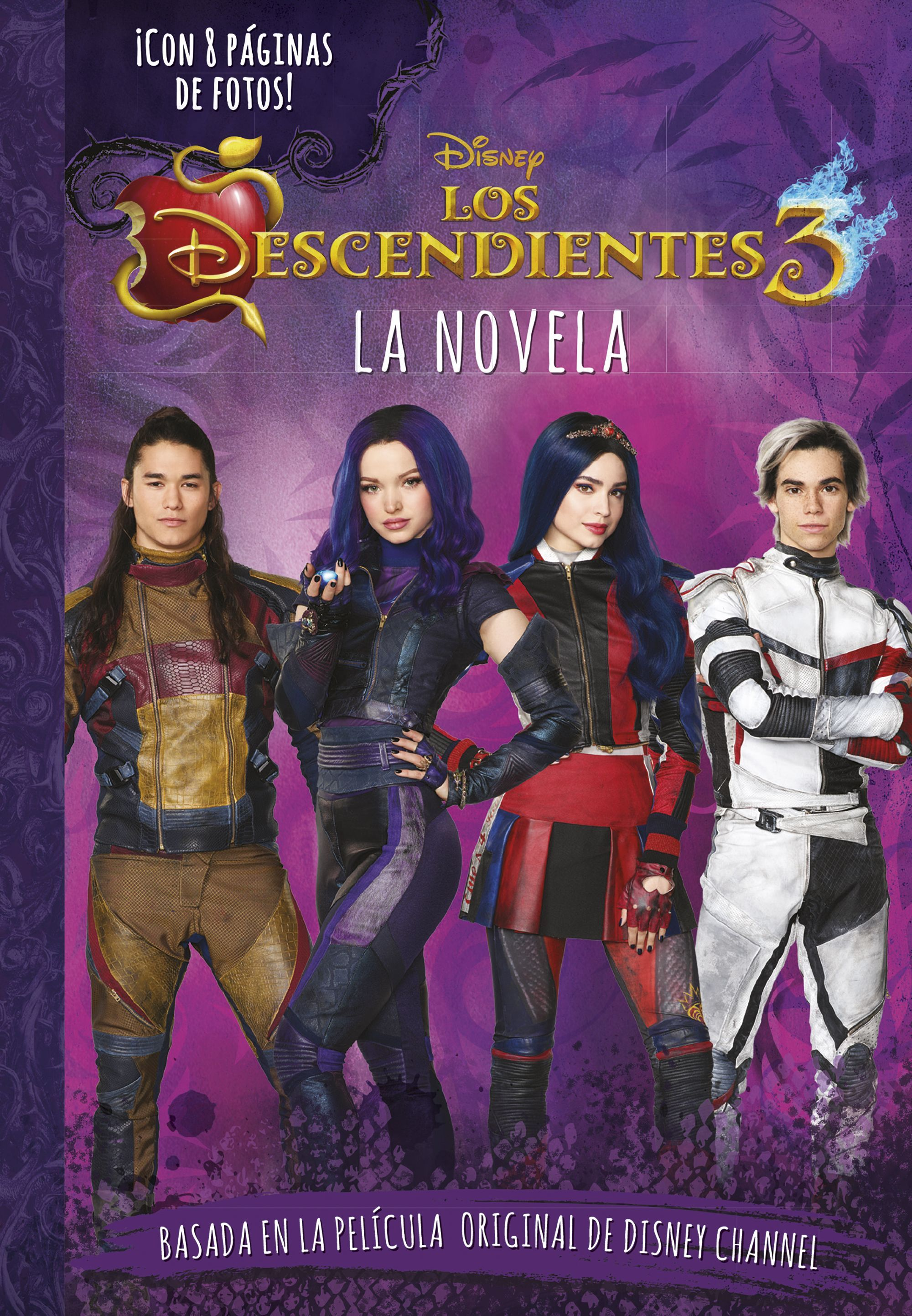 DESCENDIENTES 3. LA NOVELA