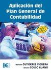 APLICACION DEL PLAN GENERAL DE CONTABILIDAD