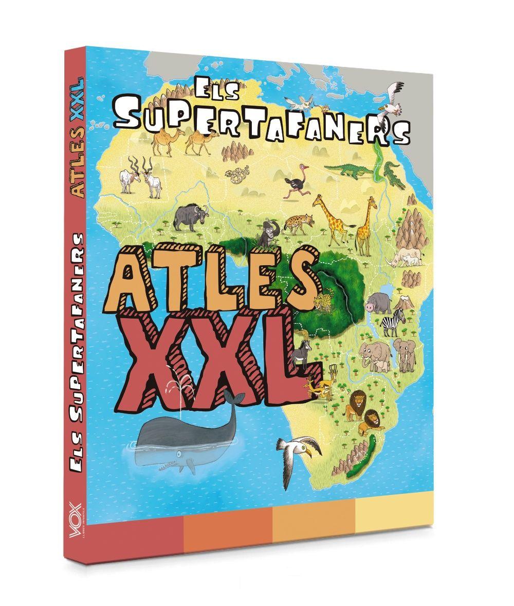 SUPERTAFANERS ATLES XXL ELS
