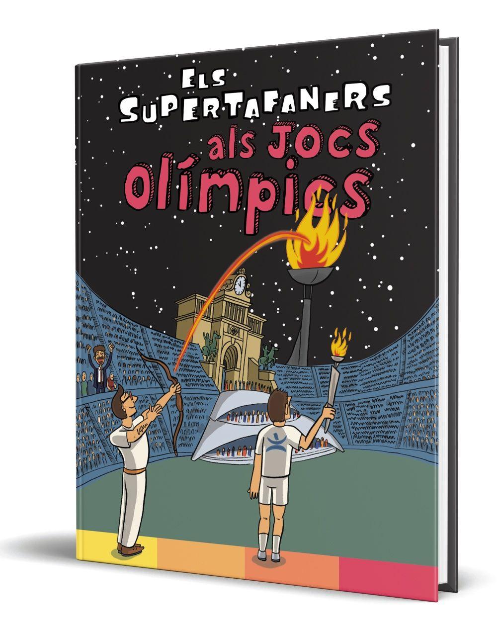 SUPERTAFANERS ALS JOCS OLIMPICS ELS