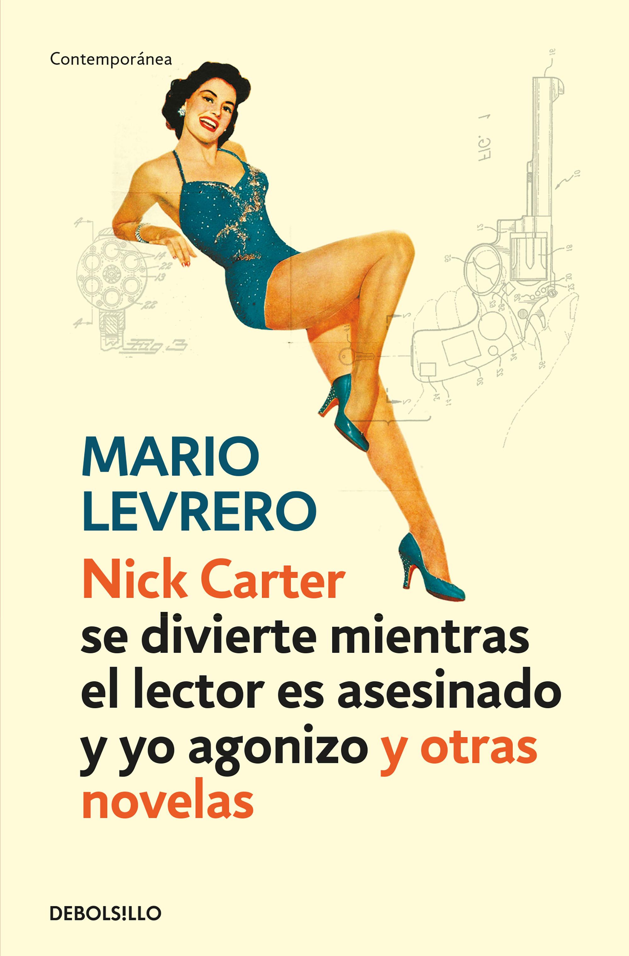 NICK CARTER Y OTRAS NOVELAS