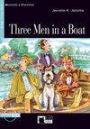 THREE MEN IN A BOAT AUDIO CD B1 2