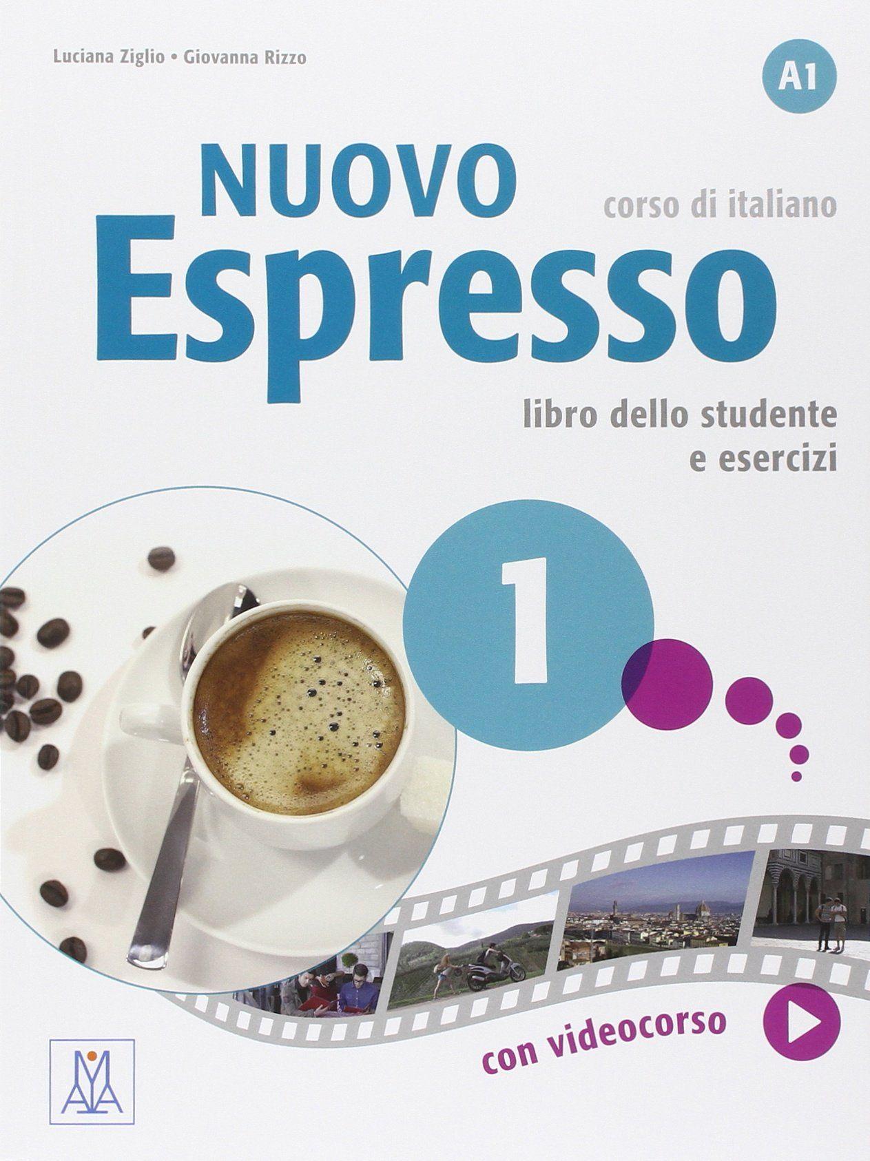 NUOVO ESPRESSO 1 N  ALUMNO+DVD