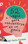 BARAJA 52 JUEGOS PARA CONVERTIRSE EN UN GENIO