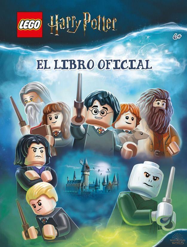 HARRY POTTER LEGO EL LIBRO OFICIAL