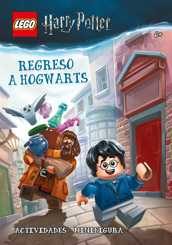 HARRY POTTER LEGO REGRESO A HOGWARTS