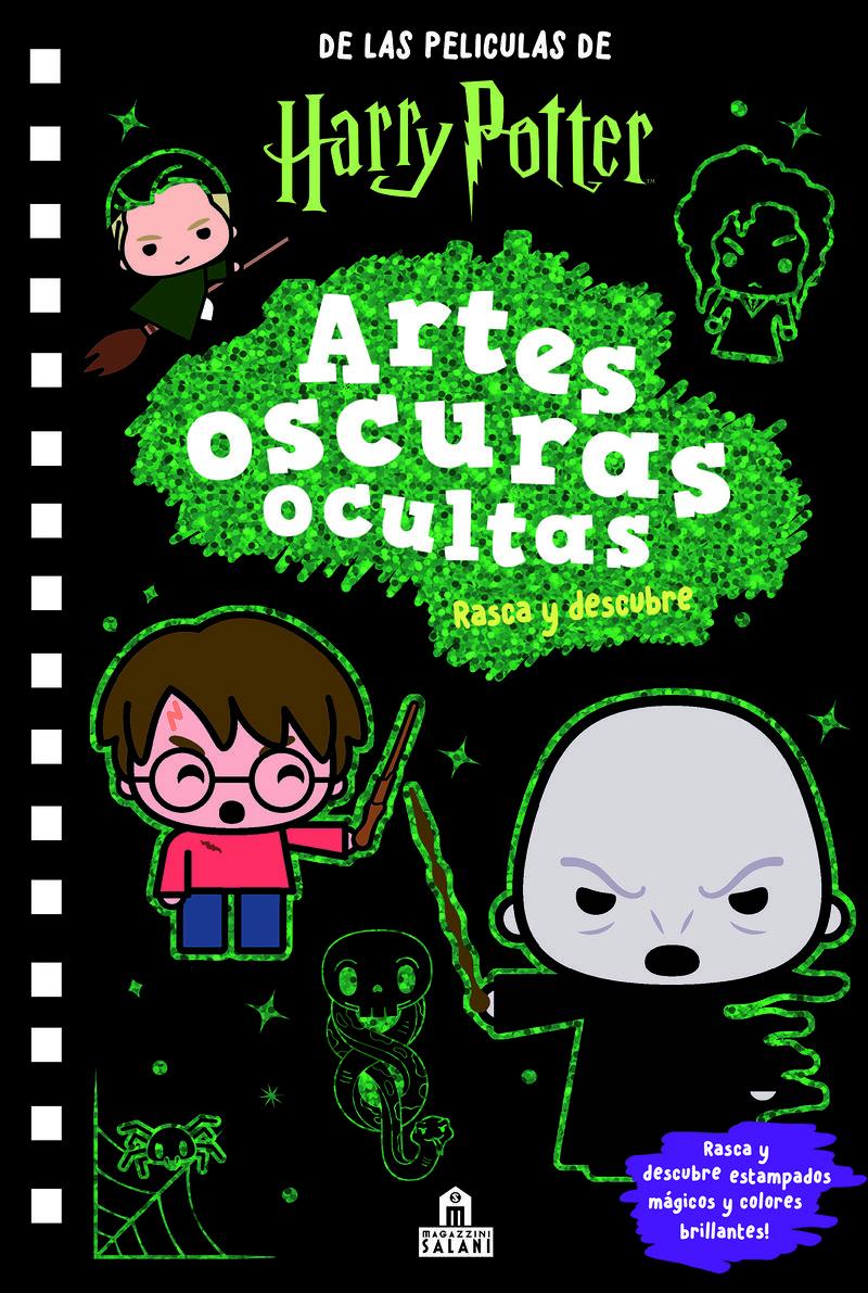 HARRY POTTER ARTES OSCURAS
