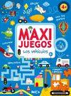 MAXI JUEGOS - LOS VEHÍCULOS +4