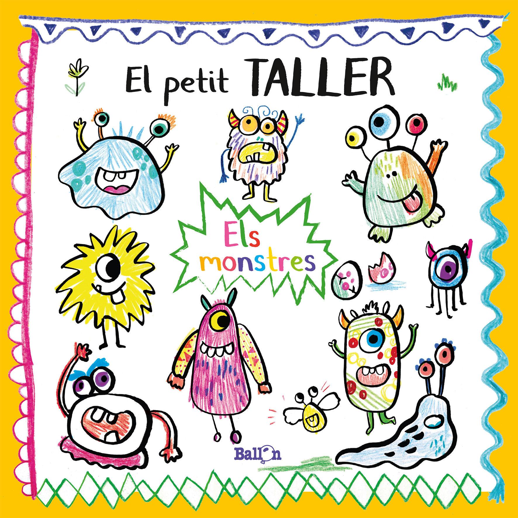 PETIT TALLER ELS MONSTRES EL