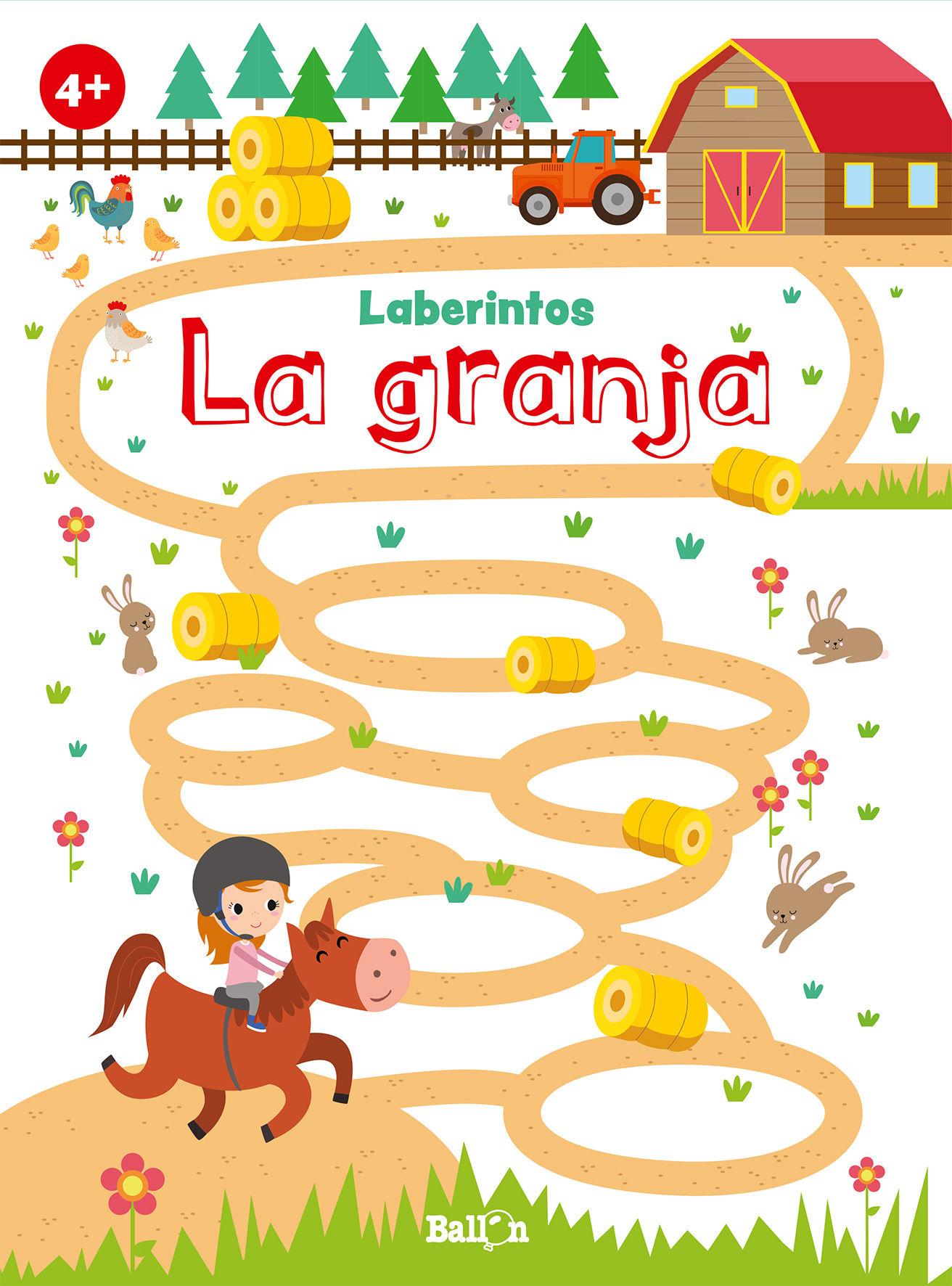 LABERINTOS LA GRANJA