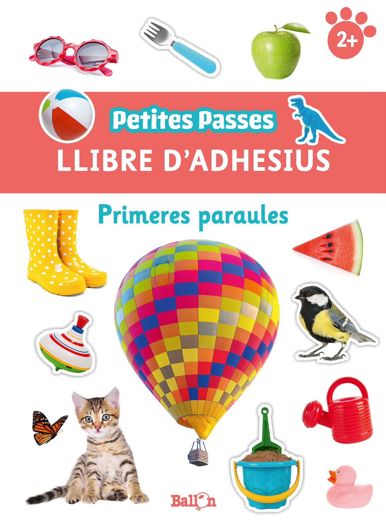 PETITES PASSES ADHESIUS PRIMERES PARAULES