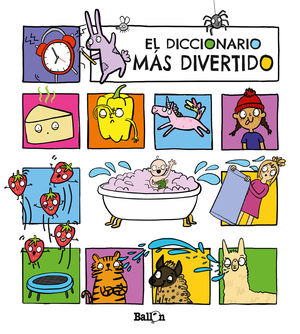 DICCIONARIO MAS DIVERTIDO EL