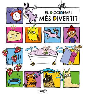 DICCIONARI MES DIVERTIT EL