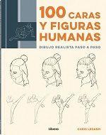 100 CARAS Y FIGURAS HUMANAS