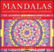 MANDALAS MARAVILLOSAS EXPERIENCIAS CREADORAS - 90 DISEÑOS PARA PINTAR