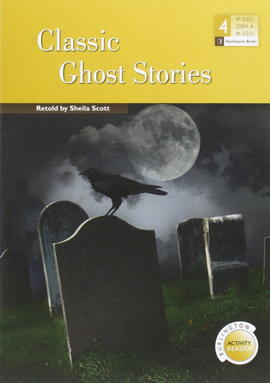 CLASSIC GHOST 'S STORIES