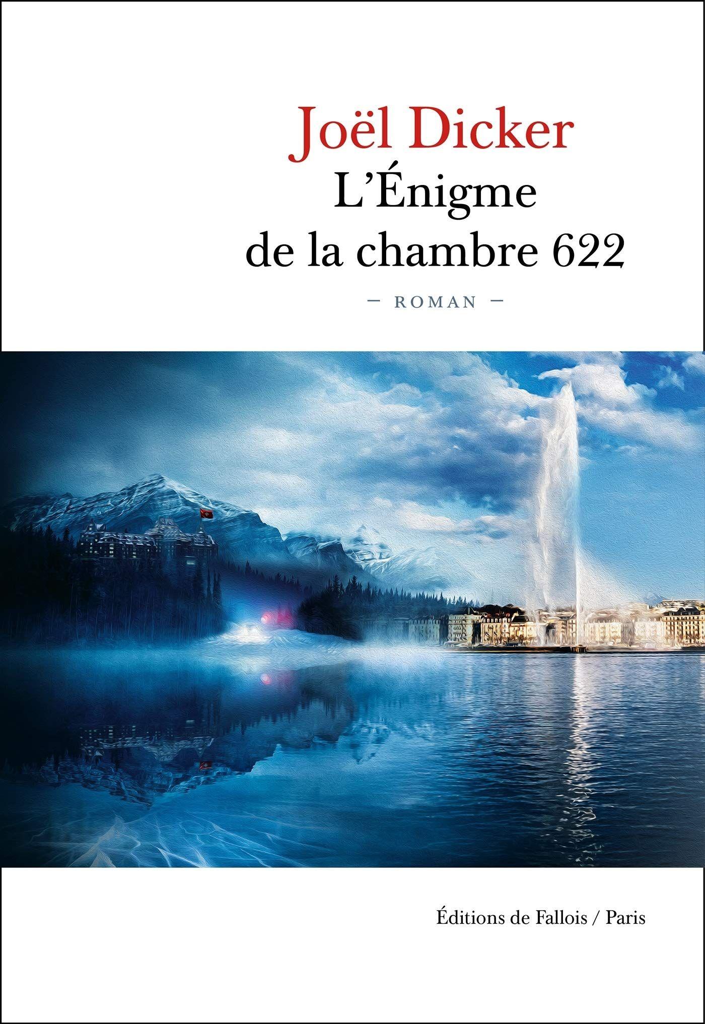 ENIGME DE LA CHAMBRE 622